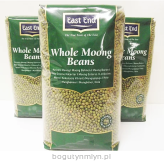 Fasolka Mung cała 1 kg (Indie) - Moong Dal Whole